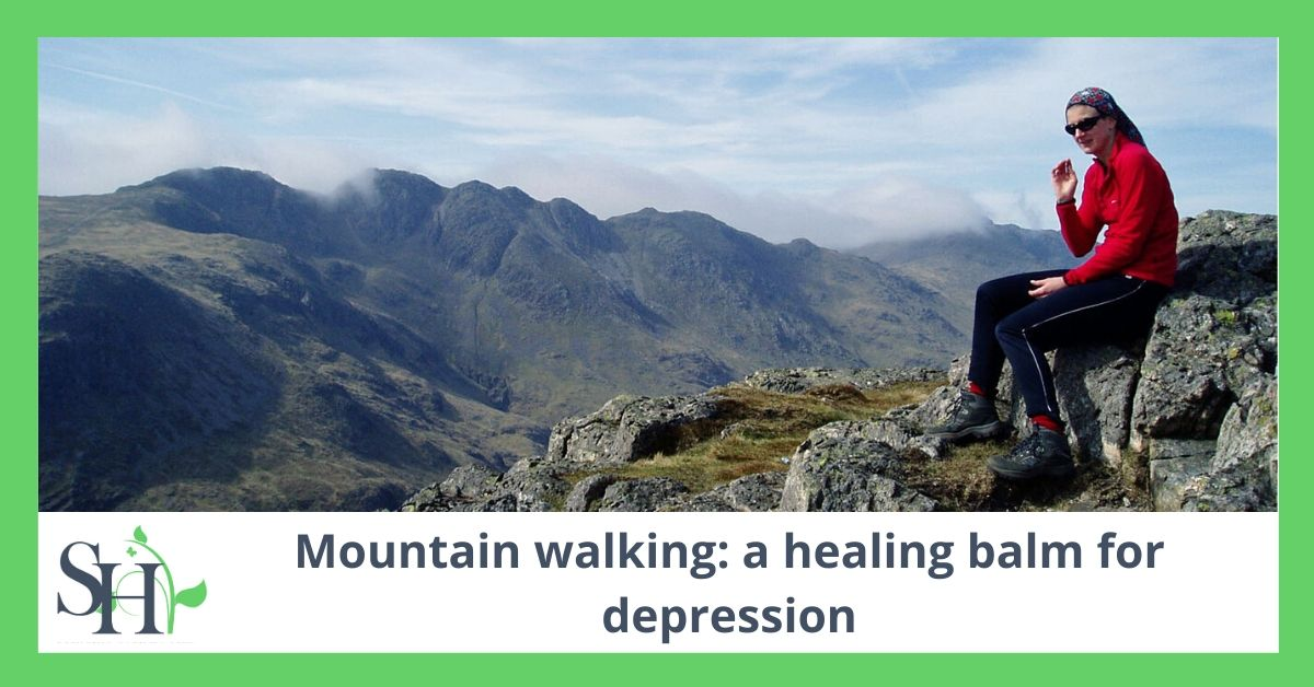 Mountain walking: a healing balm for depression