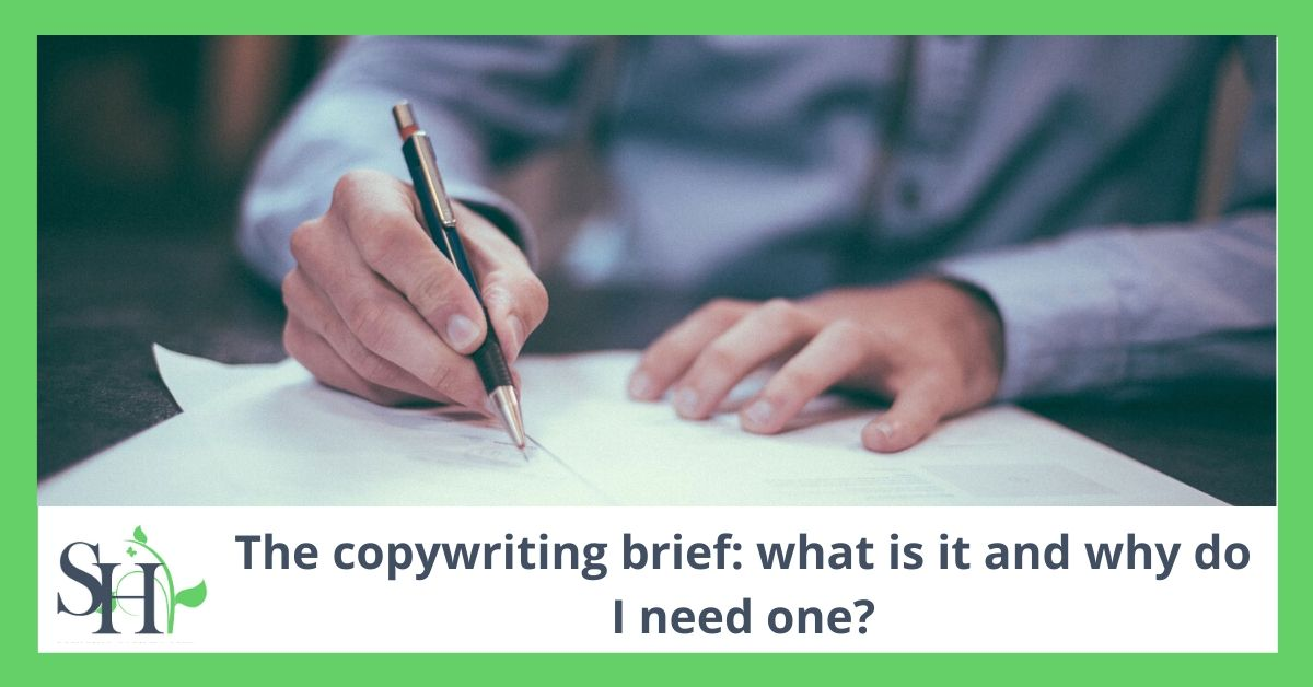 The copywriting brief: what is it and why do I need one?