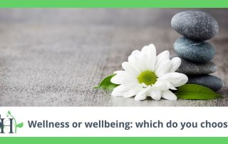 Wellness or wellbeing: which do you choose?